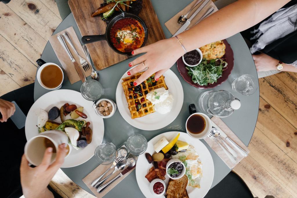 Power Breakfast with Get a Klu Jeff Klubeck