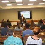 Jeff Klubeck Speaking at SDSU