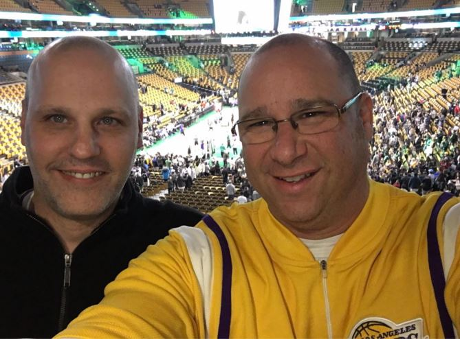 Get A Klu at Kobe's Last Boston Game